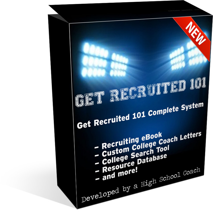 a complete recruiting package for earning a college athletic scholarship